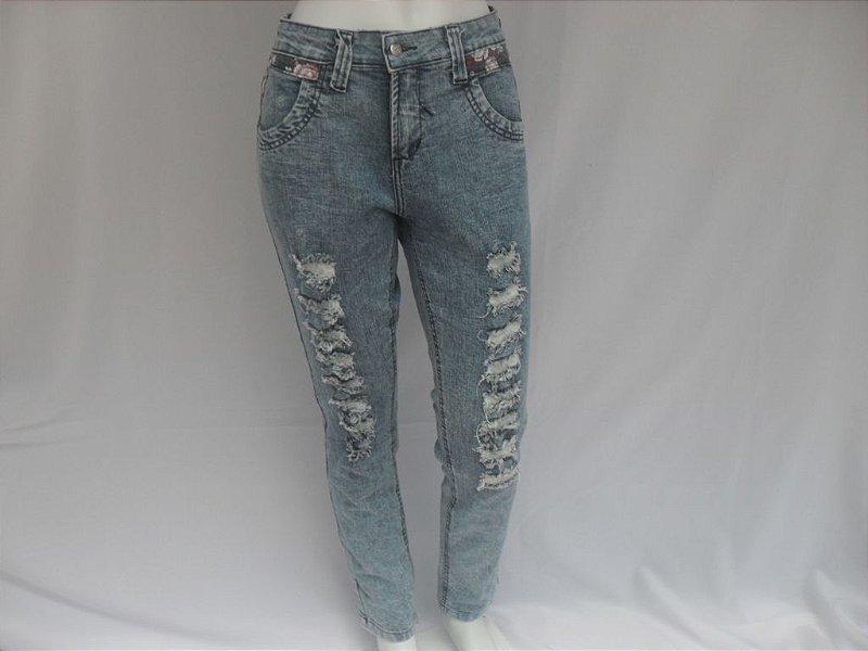 Calça Jeans - Nova!