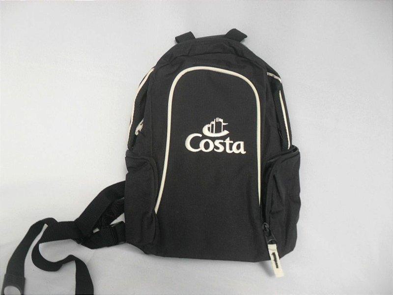 "Mochila ""Costa Cruzeiros"" - Nova!"