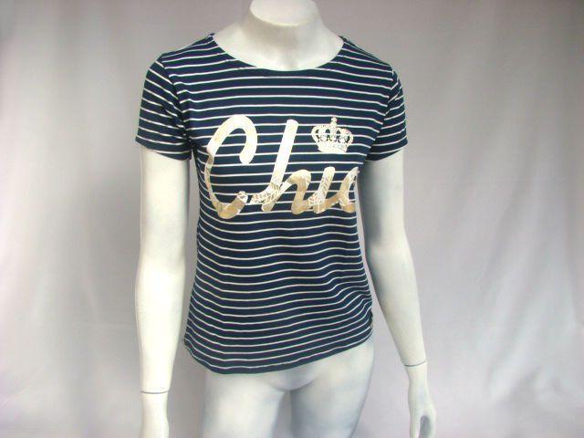 Camiseta Chic - Nova!