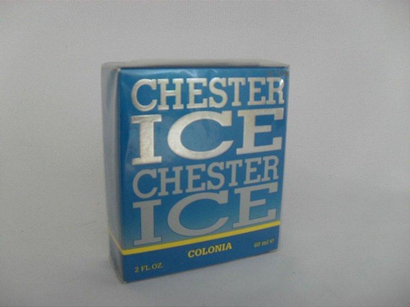 Colônia Chester Ice - Nova!