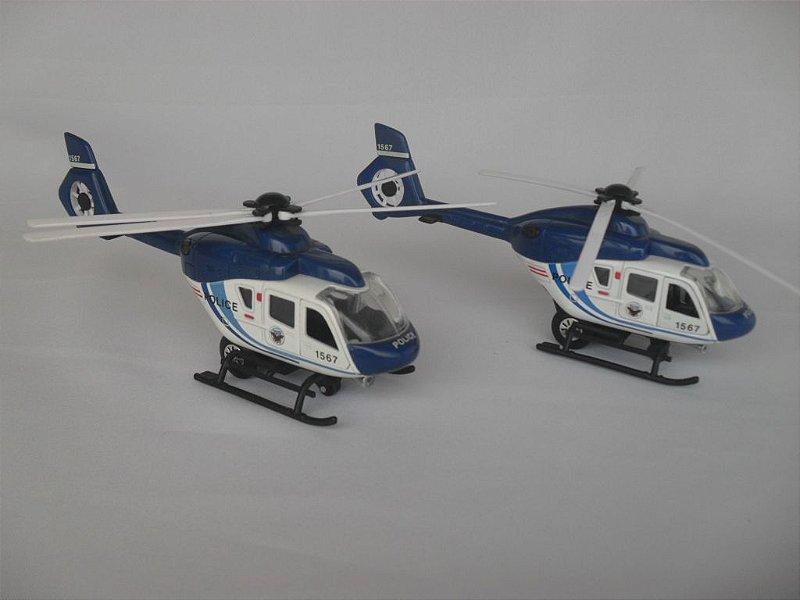 Kit 2 Helicópteros - Semi Novo!