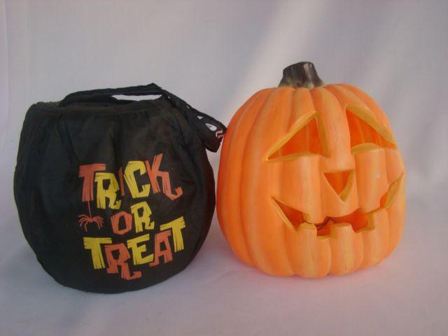 Kit Halloween - Semi Novo!