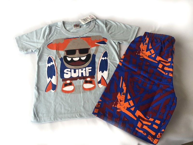 Conjunto Surf - Novo!