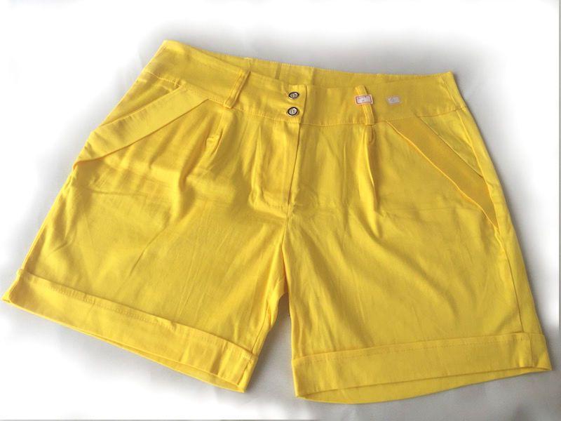 Short Amarelo - Novo!