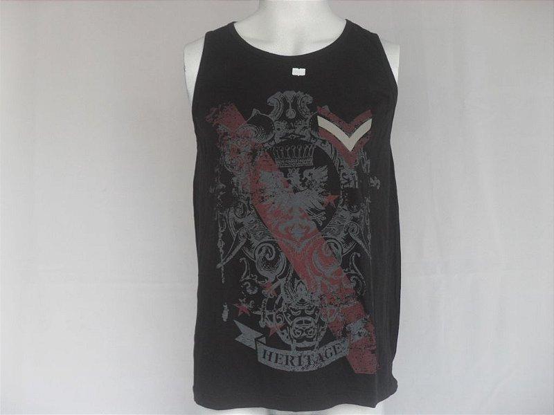 Camiseta Regata Coroa - Nova!
