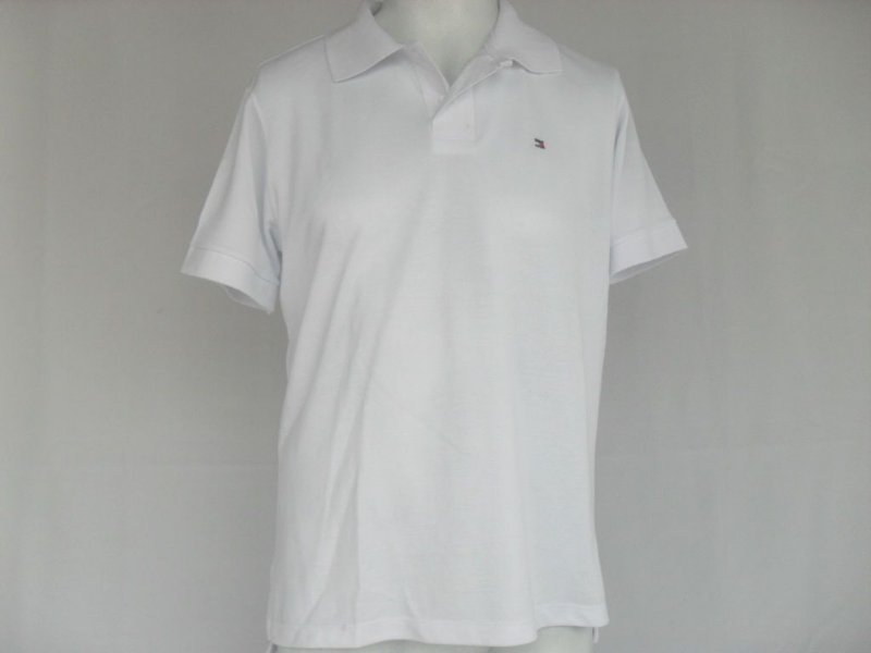 Camiseta Polo Tommy - Nova!