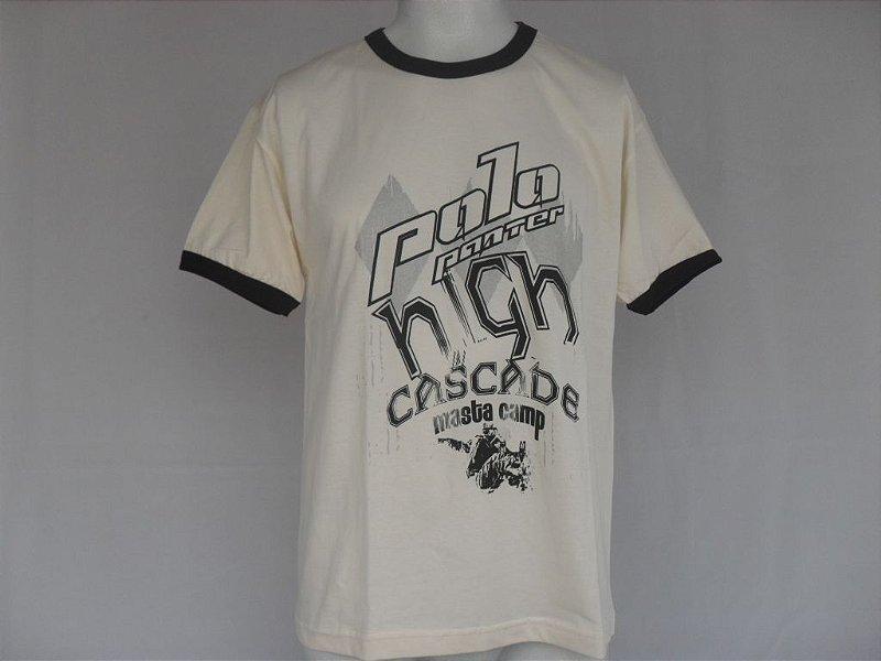 Camiseta Polo Panter - Nova!