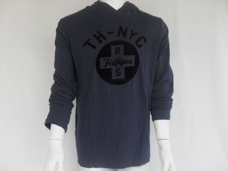 Blusa com Capuz Tommy TH-NYC - Noval