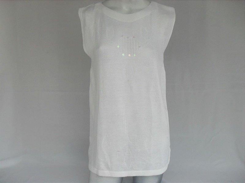 Blusa de Linha Branca - Nova!