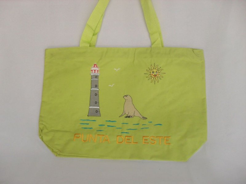 Bolsa de Praia Punta Del  Este - Nova!