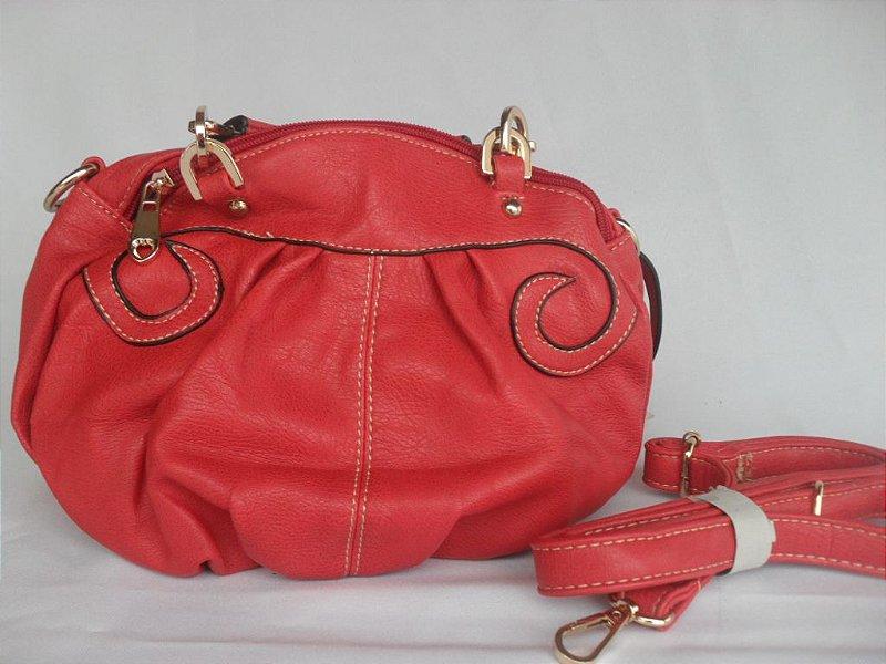 Bolsa Vermelha Pequena - Nova!