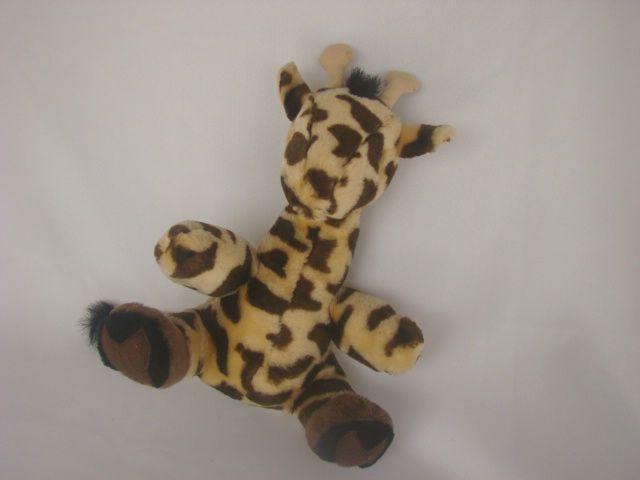 Girafa de Pelúcia - Semi Nova!