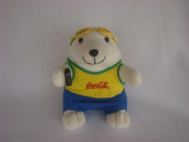 Urso Polar da Coca-Cola - Semi Novo!
