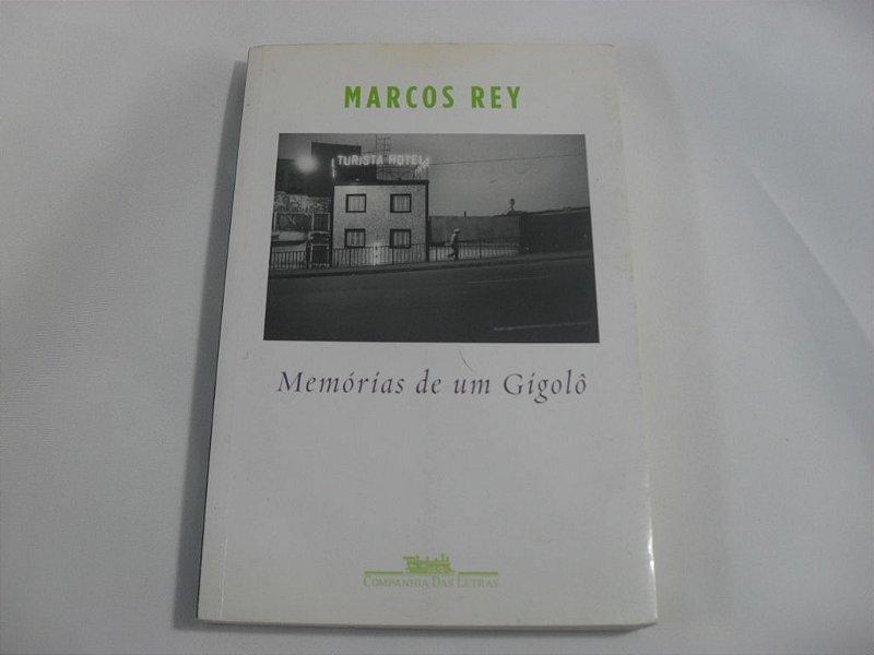 """Livro """"Memórias de Um Gigolô"""" - Usado!"""