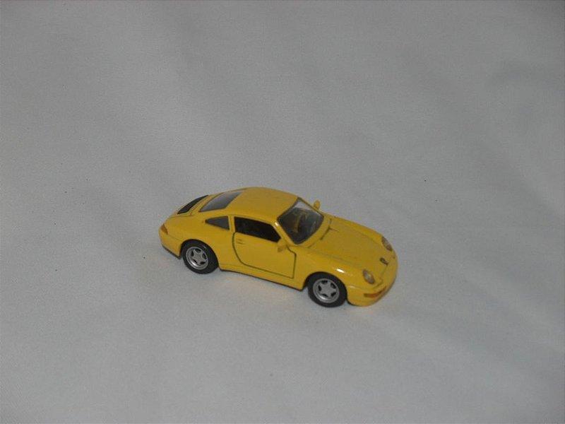 Miniatura Camaro Amarelo - Usado!