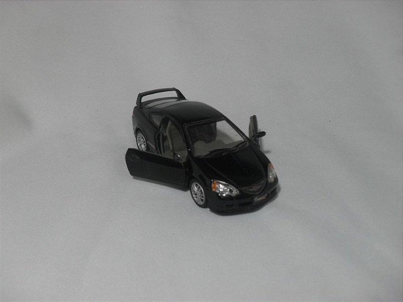 Miniatura Honda Preto - Usado!