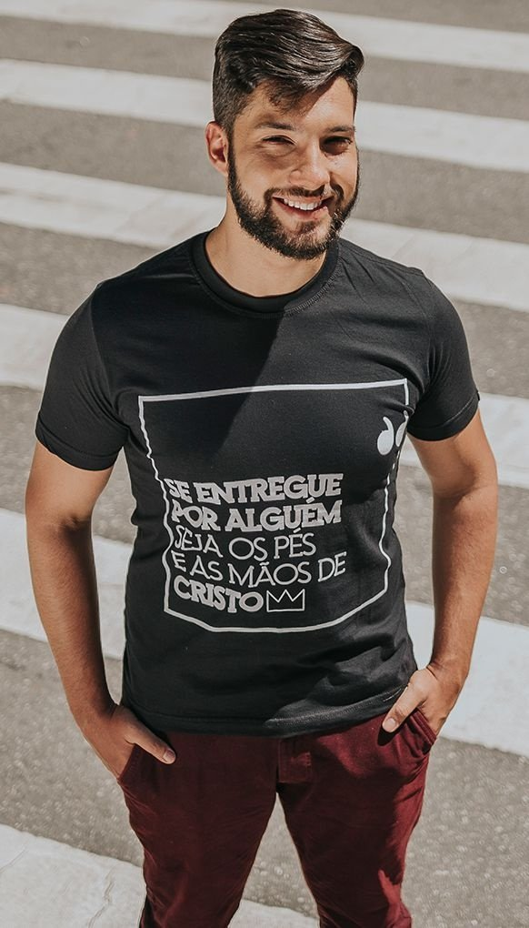 "Camiseta ""SE ENTREGUE"""