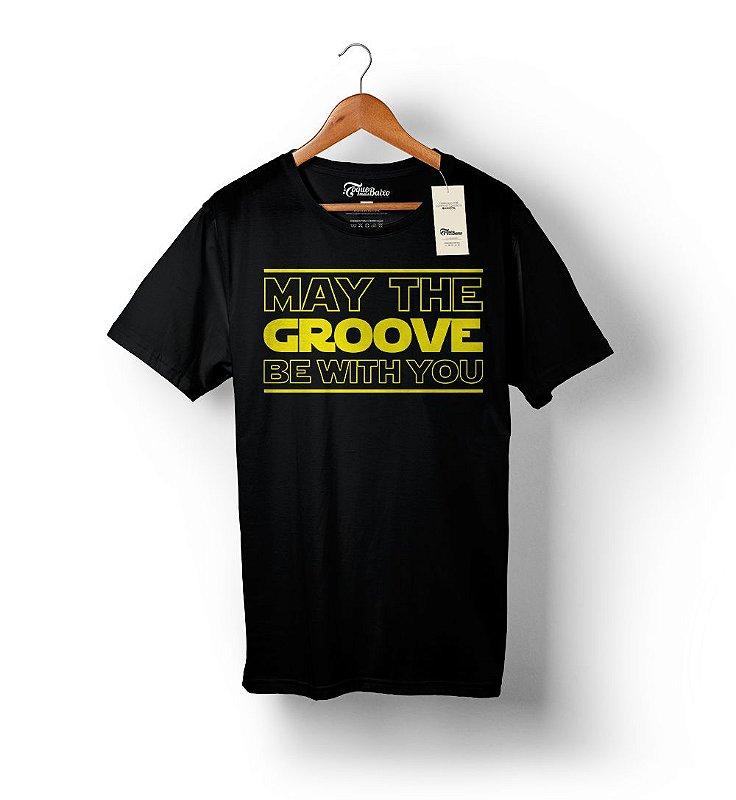 Camiseta – Star Wars – Preta