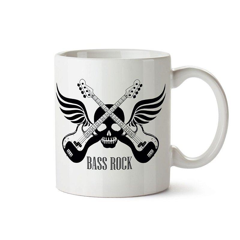 Caneca - Bass Rock