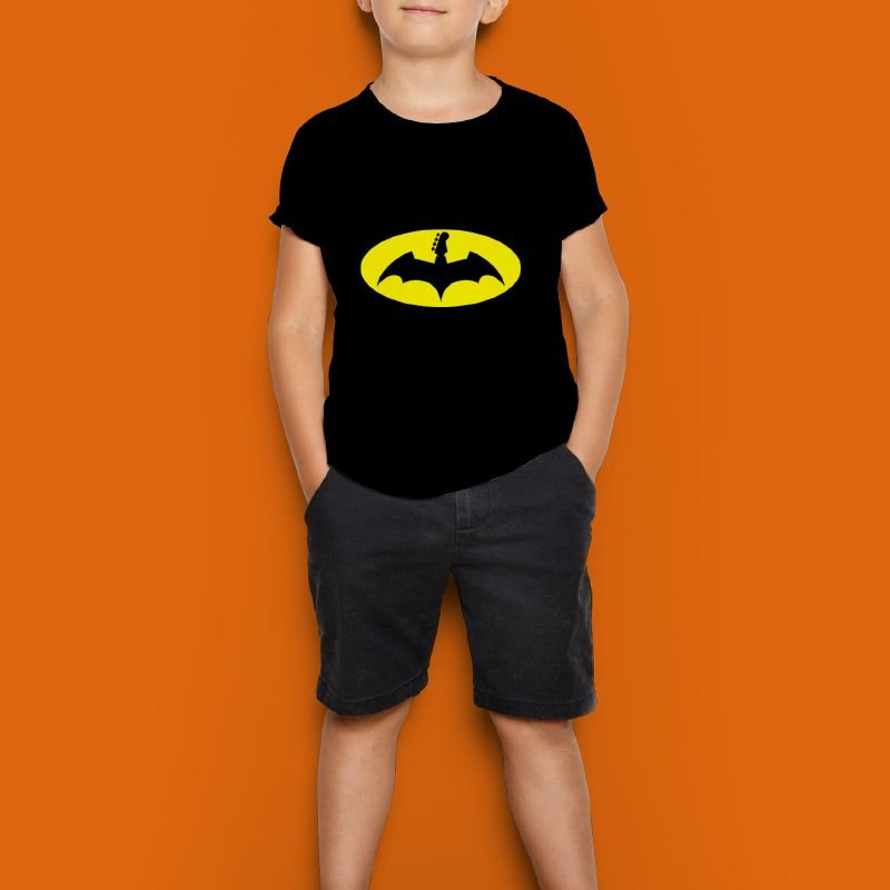 Camiseta Kids - BassBatman