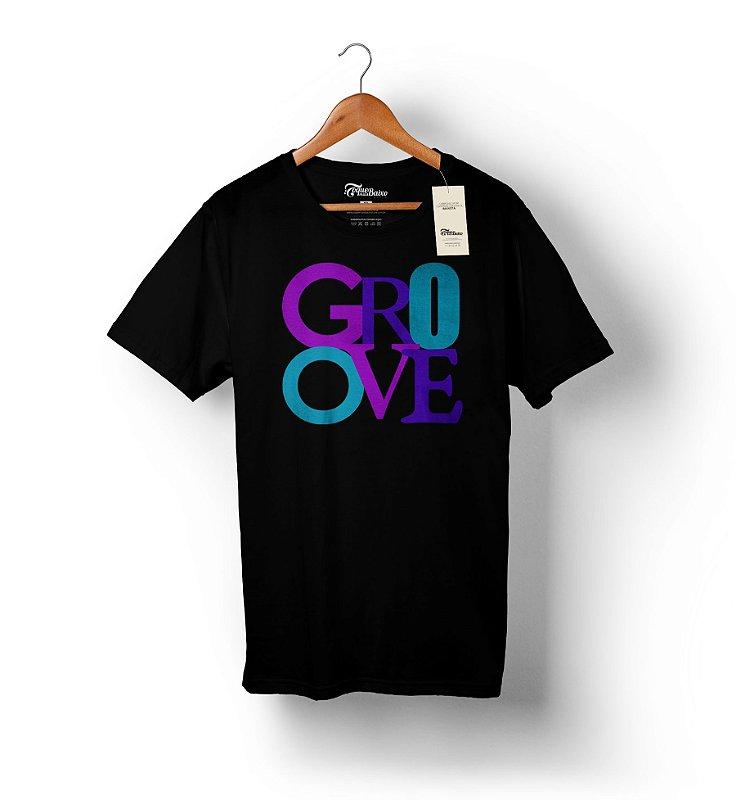 Camiseta – GROOVE 2