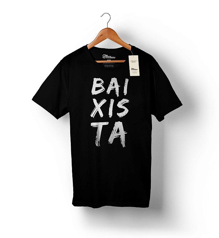 Camiseta Baixista