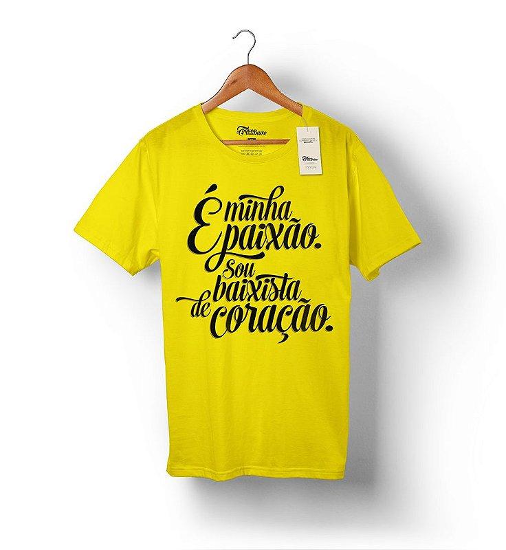 Camiseta É Minha Paixão