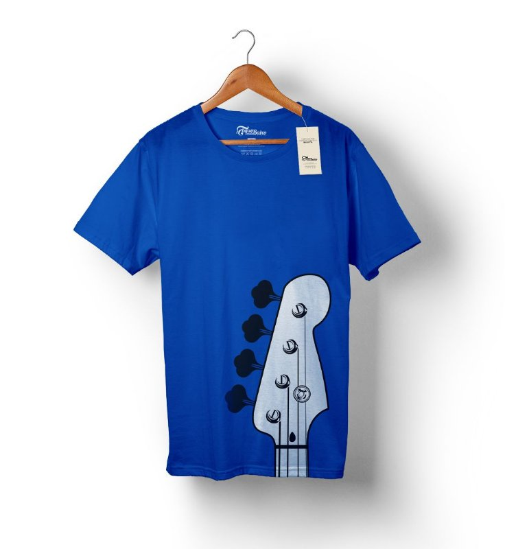 Camiseta Headstock 2