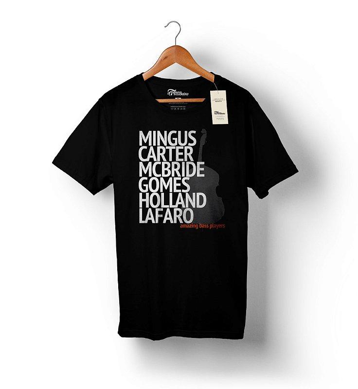Camiseta Amazing Bass Players 2