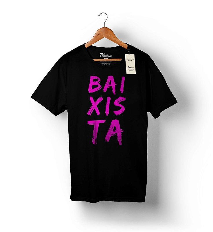 Camiseta Baixista Sincera