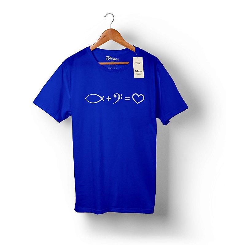 Camiseta Equação Gospel
