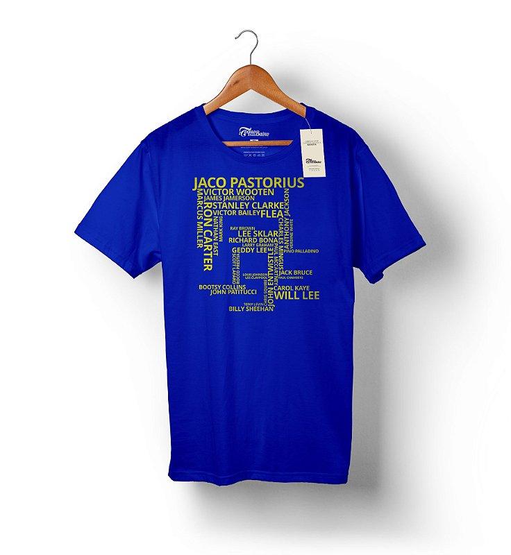 Camiseta Bassist