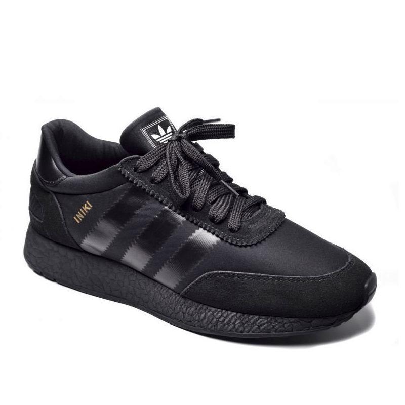 R  e08705afd7a5 Tênis Adidas Iniki Runner - All Black. Código 66TR7P438. Tênis  Adidas Iniki . f9d06ec1e9884