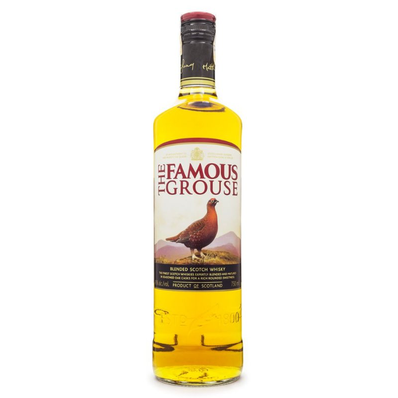 Whisky The Famous Grouse 750ml
