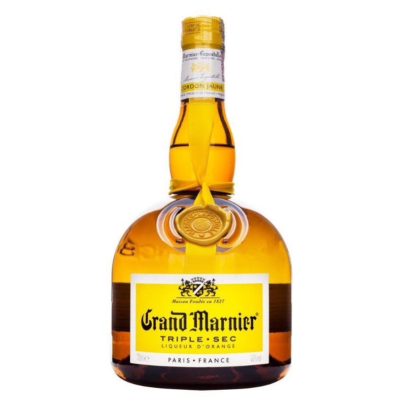 Licor Grand Marnier Triple-Sec 700ml
