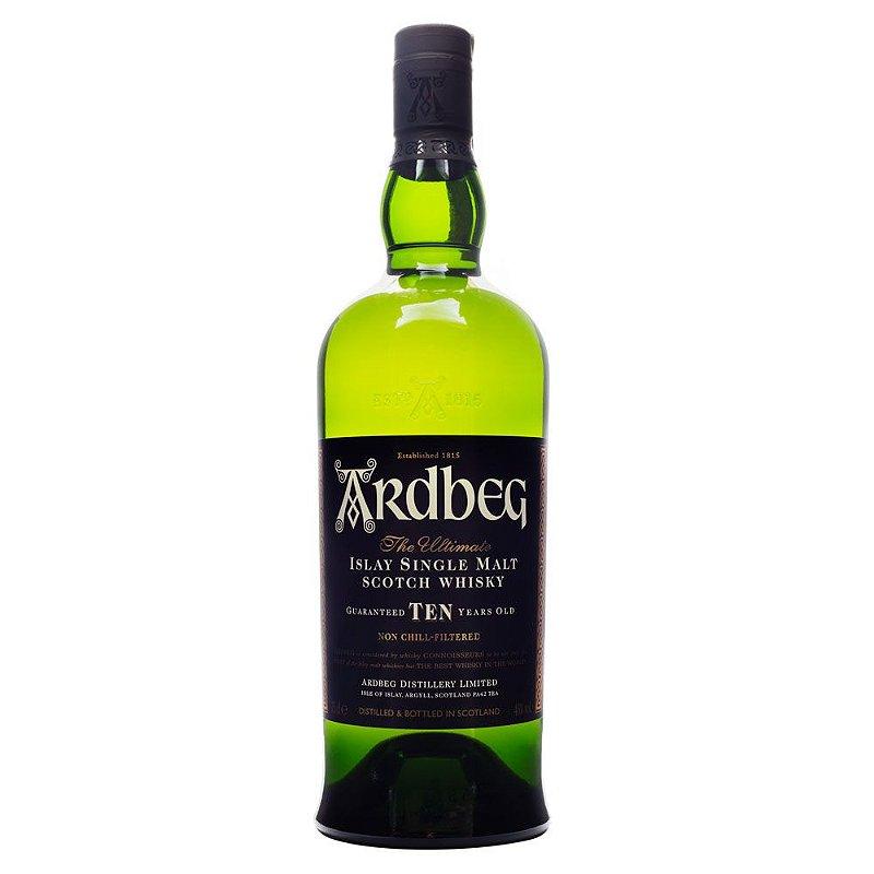 Ardbeg Ten Single Malt Scotch Whisky 750ml
