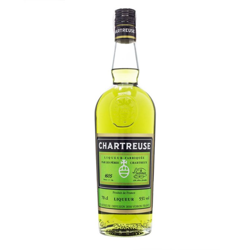 Licor Chartreuse Verde 700ml