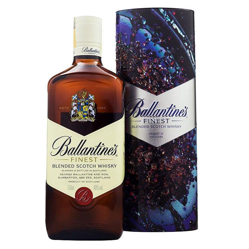 Whisky Ballantine's Finest Ed. Especial Lata 750ml
