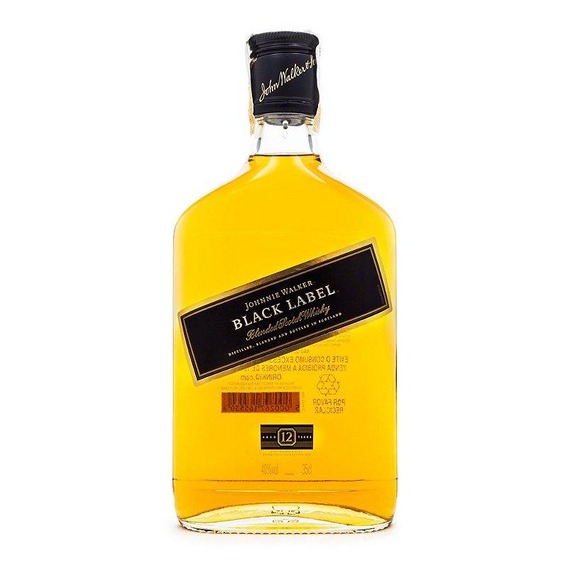 Whisky Johnnie Walker Black Label 350ml