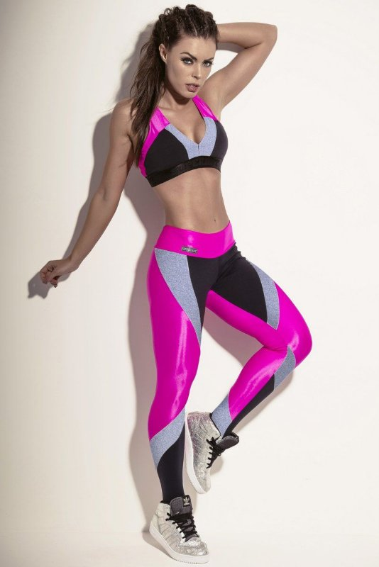 Legging Intense Pink Superhot