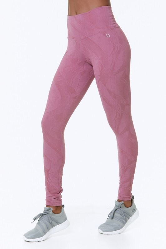 Legging BRO Illusion Rosa Cha