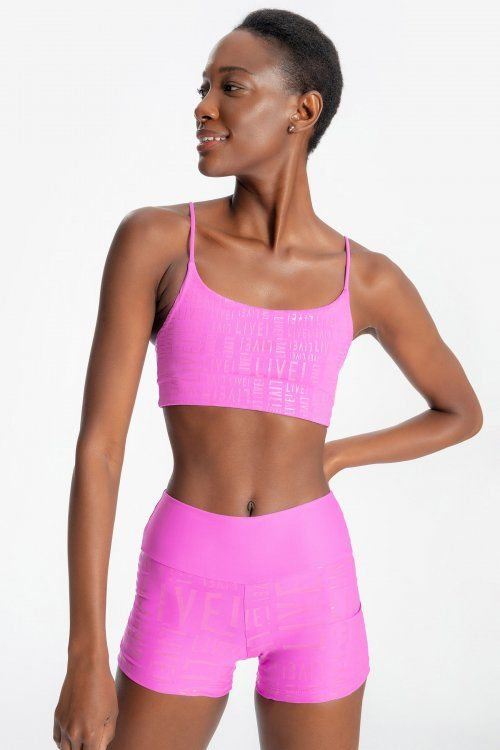 Top Body Curve LIVE! Essential Cyber Pink