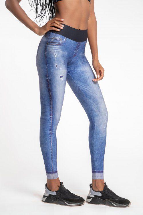 Legging LIVE! Jeans Original Basic
