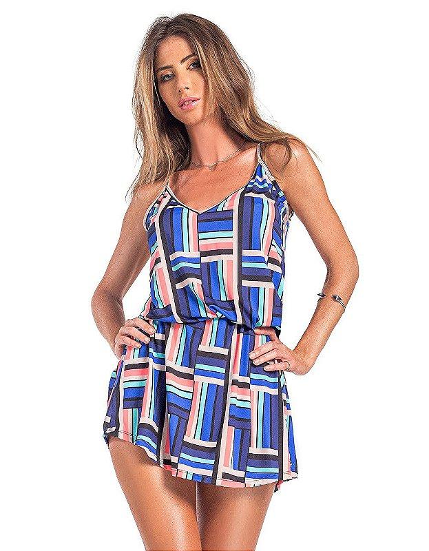 Vestido Vestem Mondrian