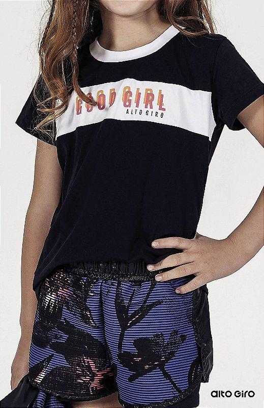 T-shirt Alto Giro Leggerissimo Kids