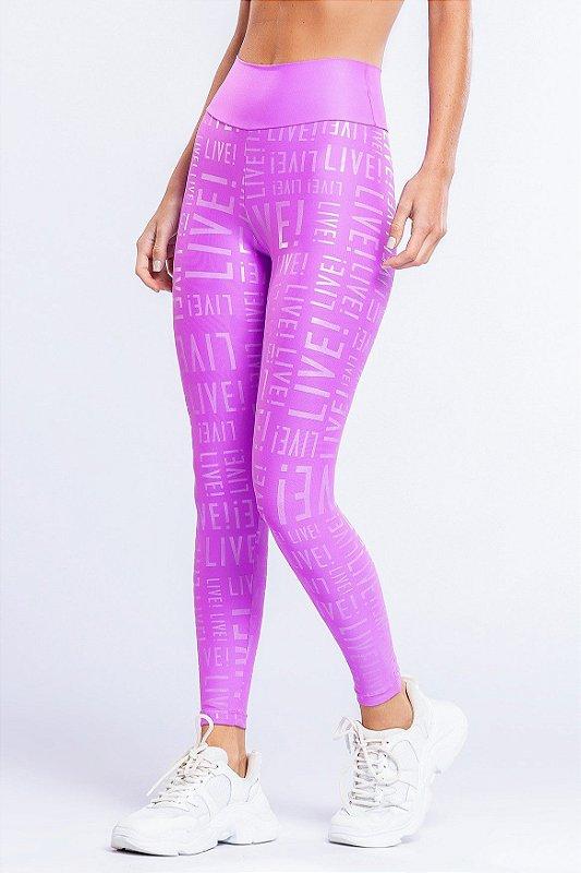 Legging LIVE! Essential Purple