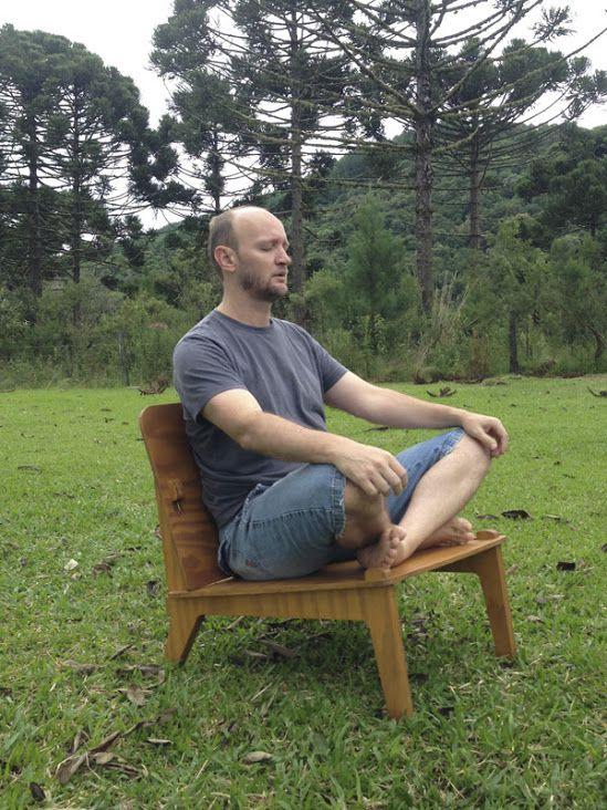 Cadeira Netuno Meditação