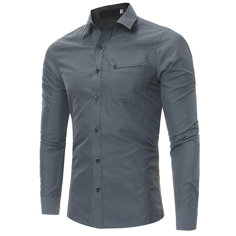 80f856eb6f90c Camisa Listras Masculina - 2 cores - MANDORAS