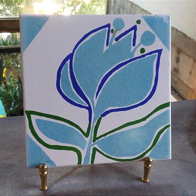 Azulejo - Flor