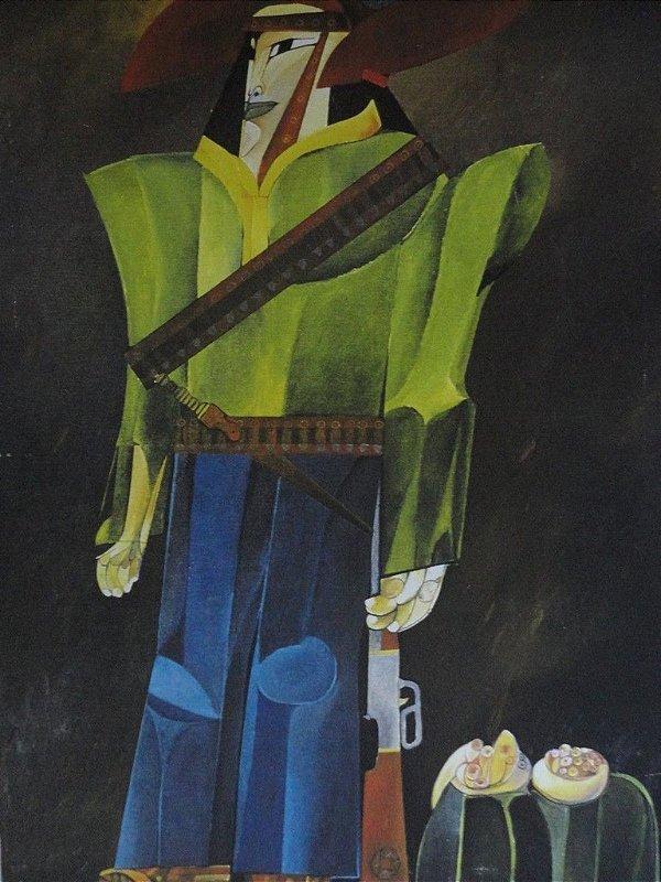 Giclée Cangaceiro